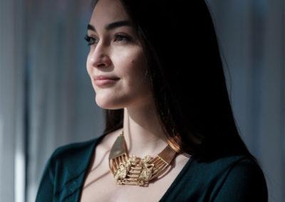 wayang necklace